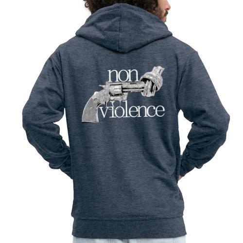 NON-VIOLENCE - Premium-Luvjacka herr