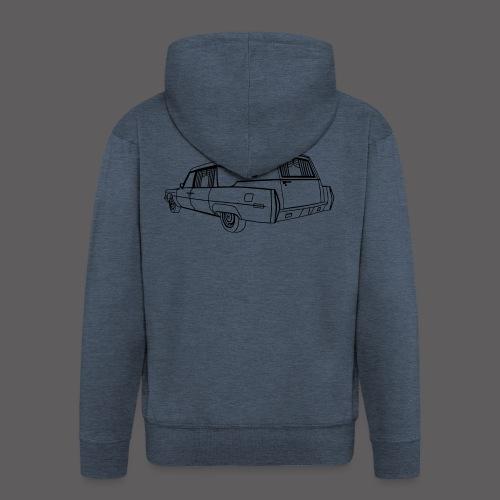 Leichenwagen - Last Responder - Männer Premium Kapuzenjacke
