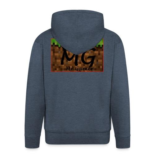 mr.gamer - Männer Premium Kapuzenjacke
