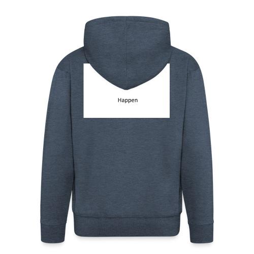 This Will Happen - Men's Premium Hooded Jacket