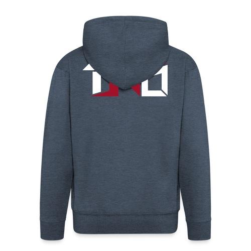 TNO LOGO 2 - Chaqueta con capucha premium hombre
