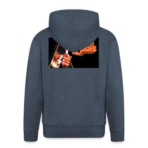 Clockwork Boris - Men's Premium Hooded Jacket