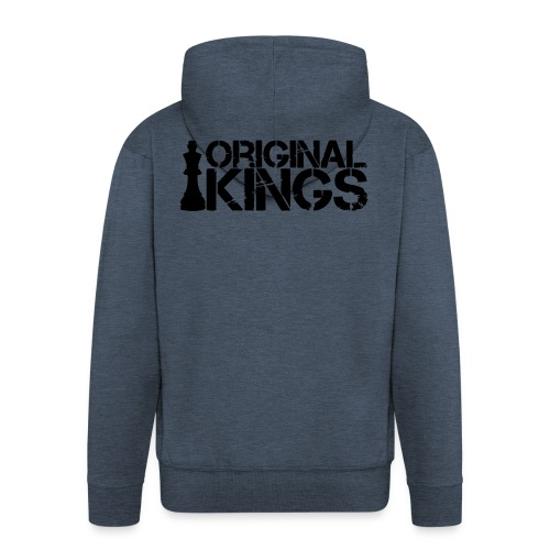 Original Kings - Men's Premium Hooded Jacket