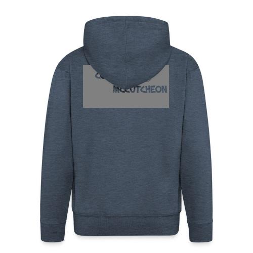 Connor McCutcheon Logo - Men's Premium Hooded Jacket
