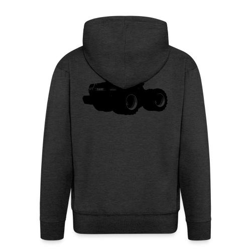 4494 - Men's Premium Hooded Jacket
