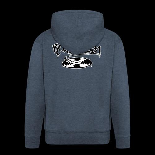 Rocksdaddy Logo - Männer Premium Kapuzenjacke