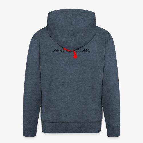 Anunnagear brand logo - Mannenjack Premium met capuchon