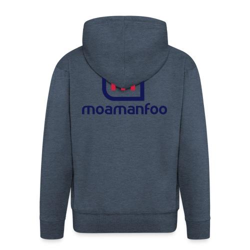 Moamanfoo - Veste à capuche Premium Homme