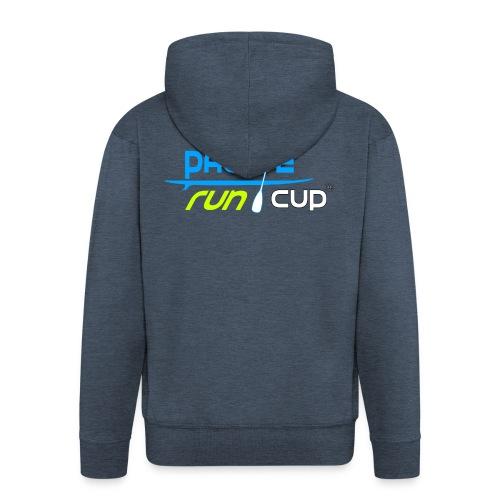 paddle_run_couleur_d--tour-- - Veste à capuche Premium Homme