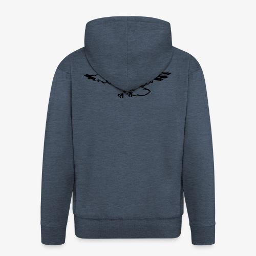 Eagle Hunt - Männer Premium Kapuzenjacke