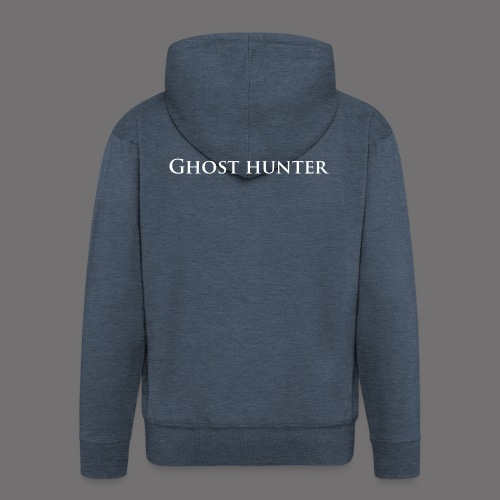 Ghost Hunter - Men's Premium Hooded Jacket