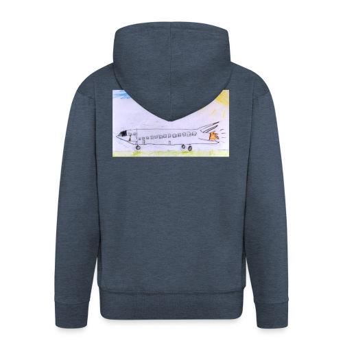 Destination énergie // T-shirt manches courtes - Veste à capuche Premium Homme
