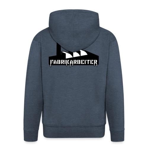 Fabrikarbeiter - Männer Premium Kapuzenjacke