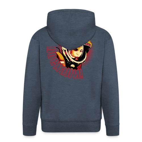 Yuri Gagarin - Chaqueta con capucha premium hombre