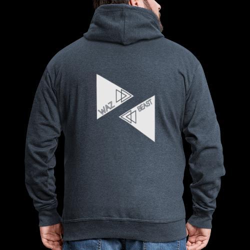 Waz_BEAST - Men's Premium Hooded Jacket