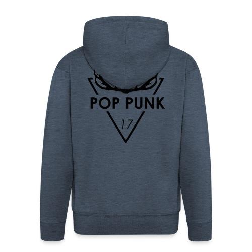 POP PUNK EST.2017 COLLECTION - Men's Premium Hooded Jacket
