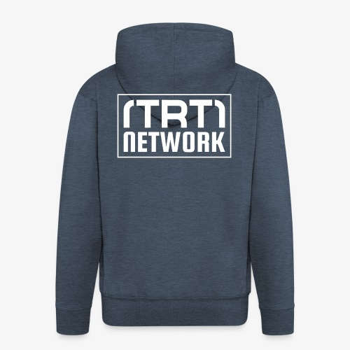 NTRTN - Bar White 2 - Männer Premium Kapuzenjacke