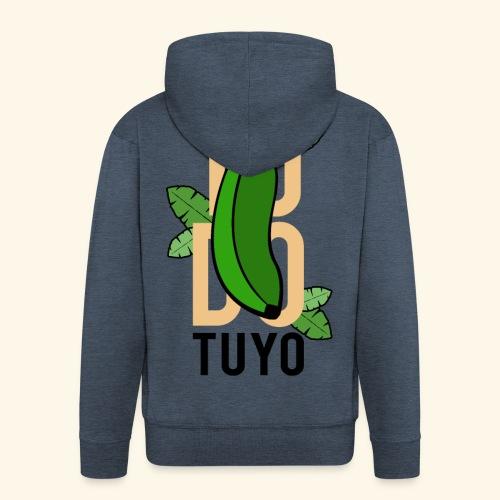 Camiseta Platanera TODO TUYO (LAVAINA) - Chaqueta con capucha premium hombre
