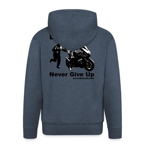 Race24 Push In Design - Men's Premium Hooded Jacket