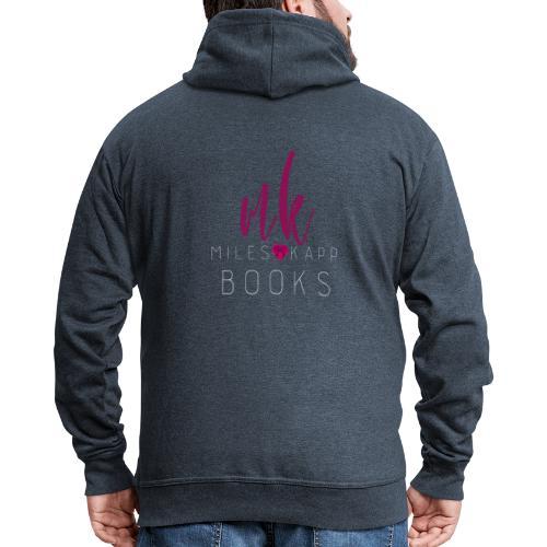 Miles & Kapp Books - Männer Premium Kapuzenjacke