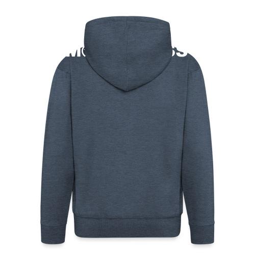 MOTOCROSS 8KS02 - Men's Premium Hooded Jacket