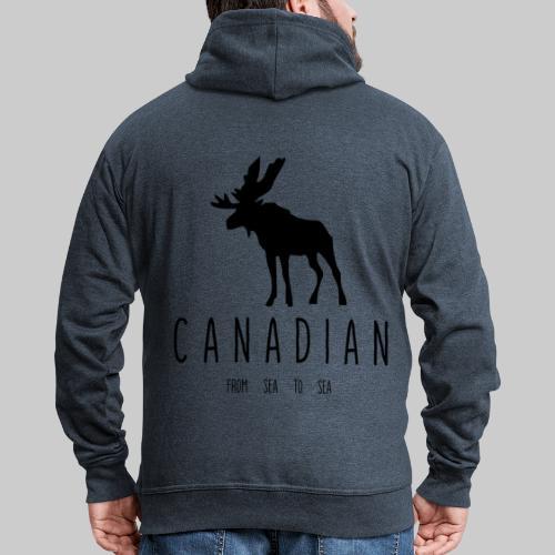 Canadian - Veste à capuche Premium Homme