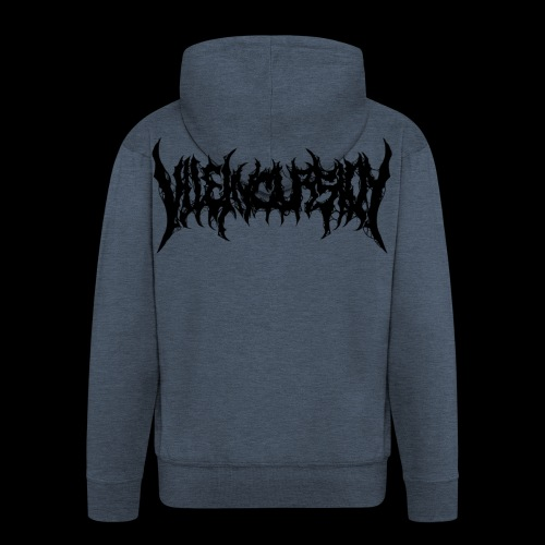 Black band logo - Premium-Luvjacka herr