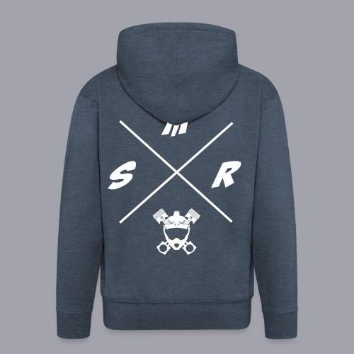 xSMRx - Männer Premium Kapuzenjacke