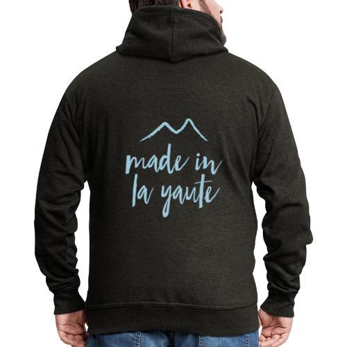 Made in la yaute - Veste à capuche Premium Homme