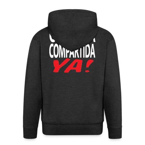 Custodia Compartida YA - Chaqueta con capucha premium hombre