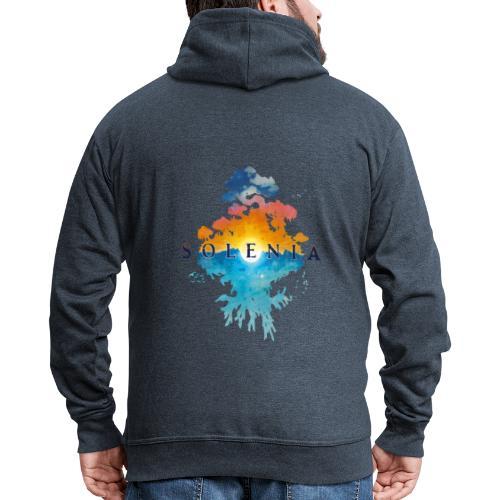 Solenia - Veste à capuche Premium Homme