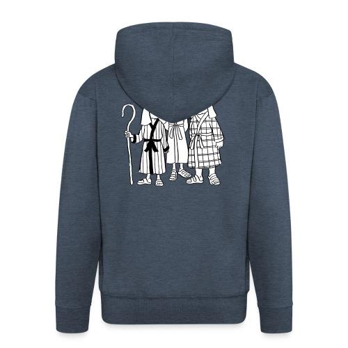 Shepherds - Men's Premium Hooded Jacket