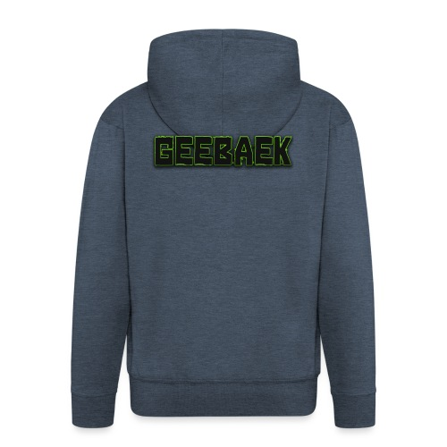 Geebaek - Herre premium hættejakke