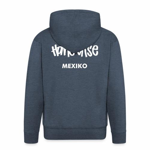 WORLDCUP 2018 Mexiko - Männer Premium Kapuzenjacke