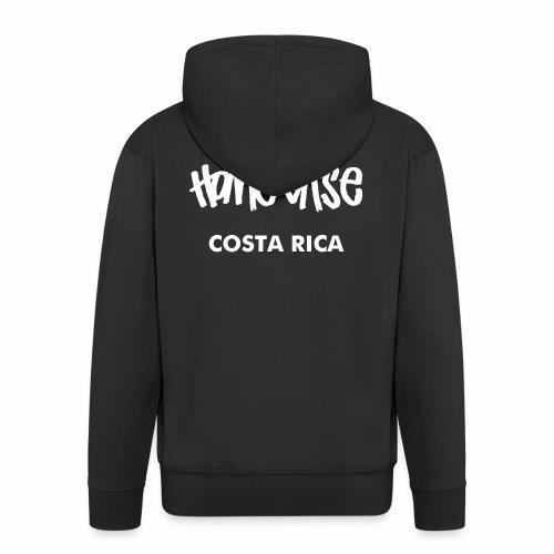 WORLDCUP Costa Rica - Männer Premium Kapuzenjacke