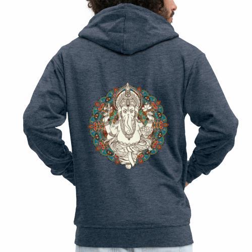 Ganesha - Herre premium hættejakke