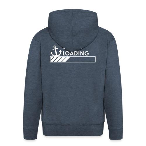 Urlaub loading - Männer Premium Kapuzenjacke