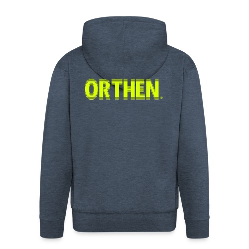 Orthen Nervous - Mannenjack Premium met capuchon
