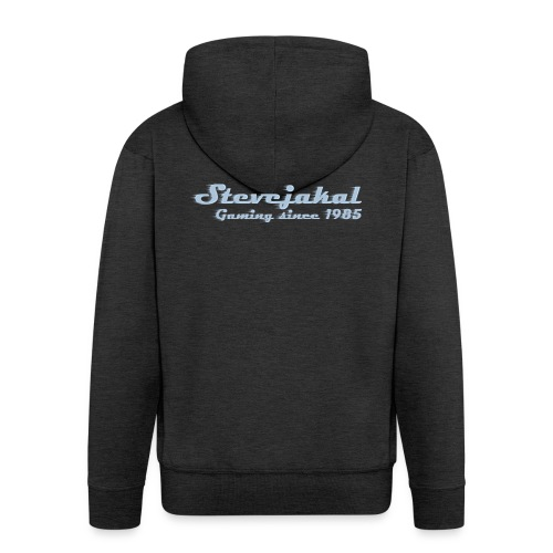 Stevejakal Merchandise - Männer Premium Kapuzenjacke