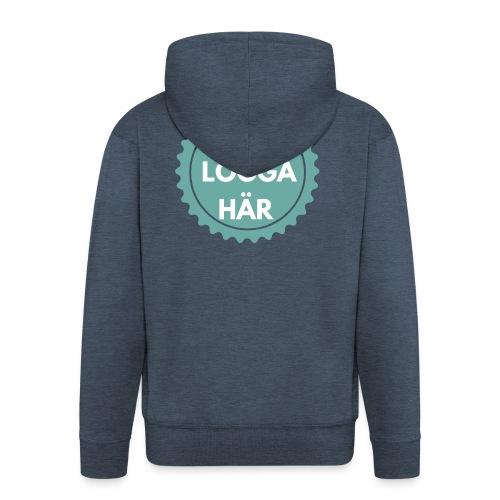 Egen Logga - Premium-Luvjacka herr