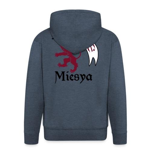 Miesya Shirt Vrouw - Mannenjack Premium met capuchon