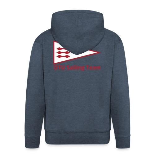 DTU Sailing Team Official Workout Weare - Men's Premium Hooded Jacket