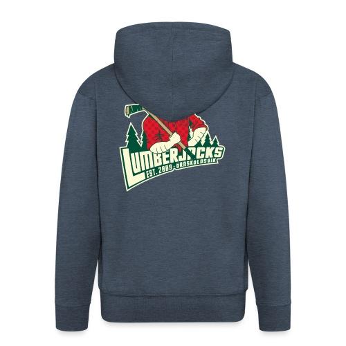 Lumberjacks Logo - Premium-Luvjacka herr