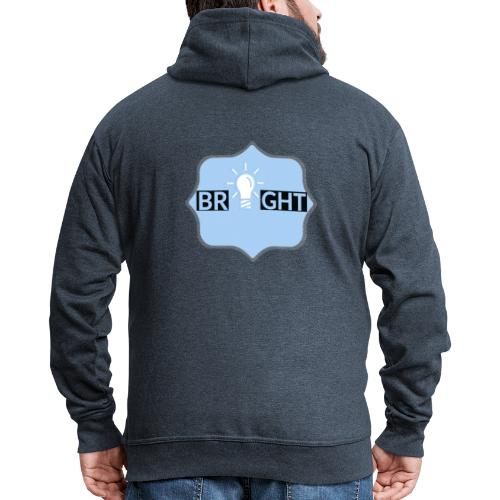 Bright - Men's Premium Hooded Jacket