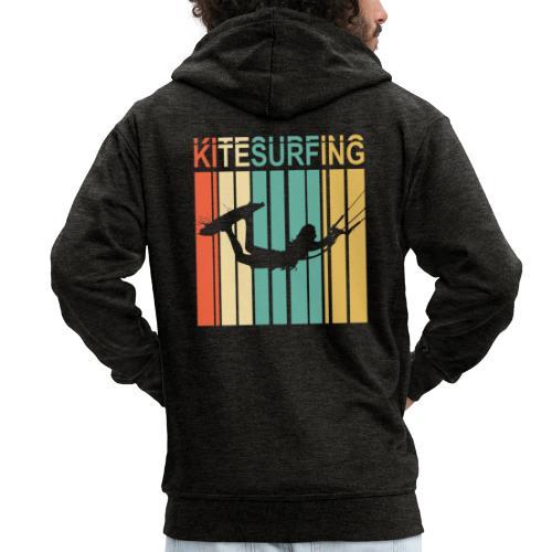 Kitesurfing - Veste à capuche Premium Homme