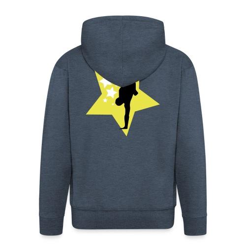 stars - Men's Premium Hooded Jacket