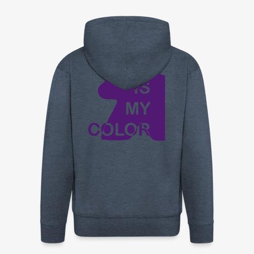 That is my Color - Premium Hettejakke for menn