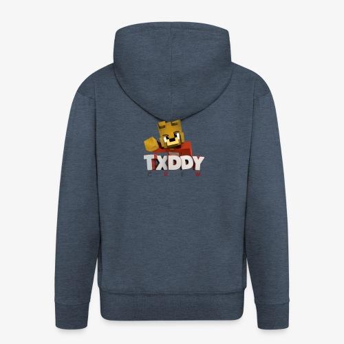 TxddyBxr Crxw - Männer Premium Kapuzenjacke