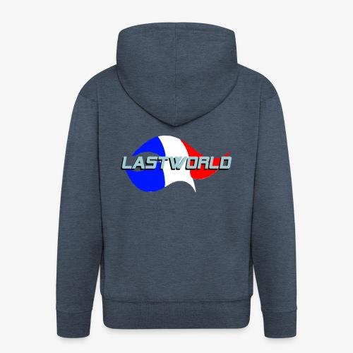 Collection LastWorld Drapeau Français - Veste à capuche Premium Homme