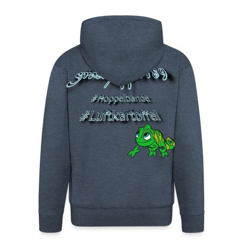grasshoper189 - Männer Premium Kapuzenjacke